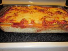 Madame Cooks: Zucchini Lasagna