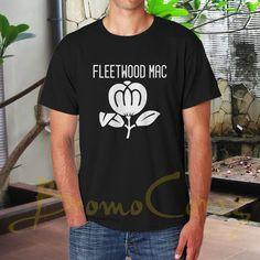 Fleetwood Mac Shirt Fleetwood Mac Tshirt Fleetwood by BromoCoraz