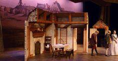 Sleepy Hollow Birmin - Sleepy Hollow Birmingham Children's Theatre. Scenic design by Will Lowry 2011. --- #Theaterkompass #Theater #Theatre #Schauspiel #Tanztheater #Ballett #Oper #Musiktheater #Bühnenbau #Bühnenbild #Scénographie #Bühne #Stage #Set