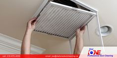 As the New Year rapidly approaches, many of us look to improve our health and welfare by making resolutions. Surprisingly, getting our air ducts professionally cleaned can help achieve these goals. Here are some reasons why cleaning ducts can be a great way to start the year: #DuctCleaningToronto #AirDuctCleaningToronto