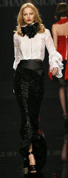 Zuhair Murad Fall Winter 2009 Ready To Wear Milan