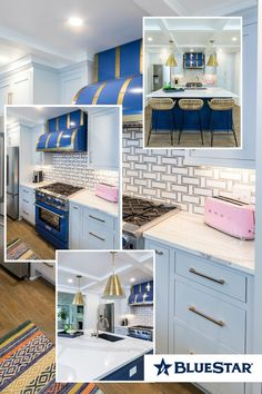 Wow! 😍 This is a complete first floor renovation. A charming traditional home that has a kitchen with a big personality maintains symmetry, balance and serenity while still having elements that were bright and vibrant. We were able to really think outside the box and be creative with color and texture. My client was so much fun and has impeccable style. #kitchendesign #ktichenideas #kitchen #kitcheninspo Kitchen Colors, Kitchen Decor, Elegant Kitchens, Thinking Outside The Box, Still Have, Kitchen Designs, Traditional House, Backsplash, Serenity