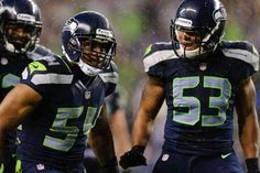 """""""Seahawks #1, in my book!  Power Ranking Every NFL Defense Heading into the 2013 Season.  Points Allowed (2012 NFL Rank): 1st!  Yards Allowed (2012 NFL Rank): 4th.""""  Dave Cochran, Seattle"""