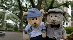 Baby Bear and Mousey, Savannah, GA