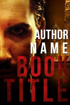 pre made book cover thriller mystery 1