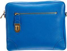 Venetia Matte Leather Ipad Case