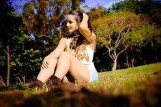 Ensaio da nossa Modelo - Bruna Karolina.