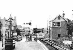Merstone Station