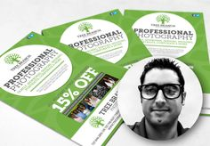 design your company  flyer by gerardpp