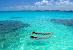 Conheça o Cancun brasileiro