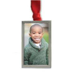 Photo Gallery Pewter Ornament