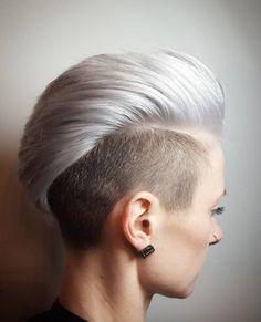 Silver pixie by Marlo Svegelius
