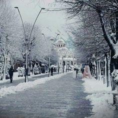 Korce, Albania...