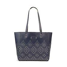 Vera Bradley Laser-Cut Tote Bag