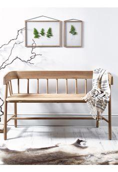 NEW Handcrafted Teak Bench - Indoor Living