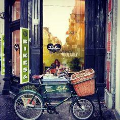 Lola Bikes & Coffee   Den Haag   2013   Koffie & fietsen   Trens: Slow, Urban