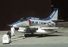 The Tale Of When A Marine Mechanic Stole An A-4 Skyhawk For A Joyride Over California