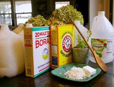 Homemade+Laundry+Detergent+-+Only+$3.50+for+4+Gallons!