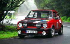 GTI MK1 Rally Car
