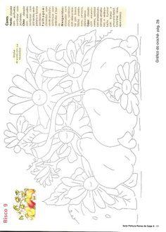 panos de copa 4 - Sheila Artesanatos Manuais - Álbuns da web do Picasa