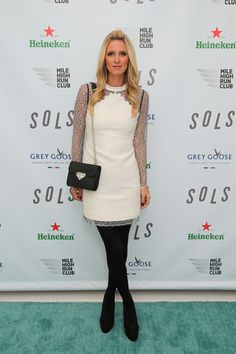 Nicky Hilton Photos: Guests Attend a SOLS Event in NYC