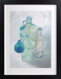 Click to see 'Glass Bottles' on Minted.com