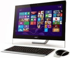 All-In-One PC Acer Aspire U5-610 (Intel Core i5-4200M 23 inch FHD Touch 4 GB 1TB nVidia GeForce GTX 760@2GB Win8 64-bit Tastatura Mouse)
