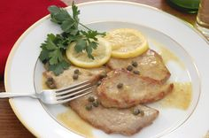 Classic Veal Piccata in Less Than 30 Minutes: Veal piccata