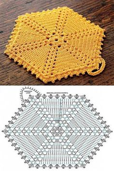 Free Crochet Potholder Patterns These are all links to Free Potholder Patterns. If there are any broken links or a fee for the pattern, please let me know and I will correct or remove it. Motif Mandala Crochet, Crochet Potholder Patterns, Crochet Coaster Pattern, Crochet Dishcloths, Granny Square Crochet Pattern, Knitting Patterns, Crochet Doilies, Crochet Granny, Thread Crochet