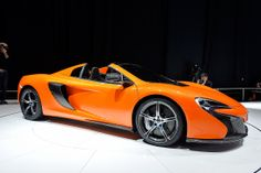 McLaren 650S dials up performance and excitement - to discover www.themilliardaire.co #supercar #luxe