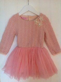 Pink Princess Dress little girls tutu dresses at www.littleandpinkboutique.co.uk Girls Tutu Dresses, Tutus For Girls, Boutique Party Dresses, Pink Princess Dress, Little Girl Tutu, Tulle, Sequins, Skirts, Fashion