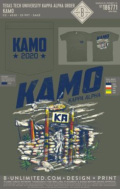 Kappa Alpha Order Event Shirt | Fraternity Event | Greek Event #kappaalphaorder #kappaalpha #theorder Kappa Alpha Order, Texas Tech University, Fraternity, All Design, Greek, Artwork, Shirts, Work Of Art, Auguste Rodin Artwork