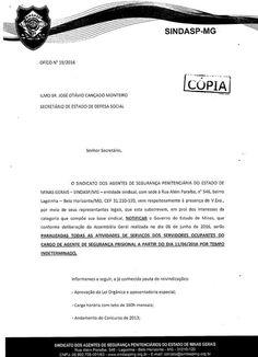 ALEXANDRE GUERREIRO: SEDS notificada com 72hrs  conforme legislação em ...