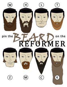 Reformation Day Fun!