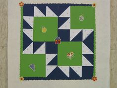 Butterfly Jungle: Paper Quilts
