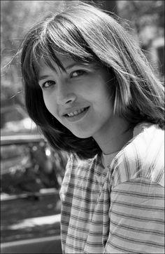 Sophie Marceau, Il tempo delle mele 2, 1982 (Contrasto)