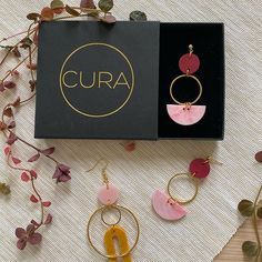 CURA Jewellery (@cura_jewellery) • Have you done any Christmas shopping yet? This festive season, why not try support small, local businesses with good values & intentions at heart? 🎄 You would not only be giving a unique & special gift to someone you love, but you would be encouraging brands and movements that are striving to protect our planet & the people on it 💕#choosewell #supportgoodbrands #sustainablebrands #goodgifts #sustainablegifts #giftsthatkeepongiving #sustainablefashion… Sustainable Gifts, Sustainable Fashion, Good Brands, Christmas Shopping, Festive, Gems, Jewels, Jewellery, Heart