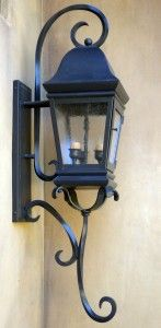 """Challons Sconce """"B"""""""