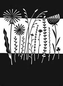 summer weeds screen print on paper Paper Cutting Patterns, Paper Cut Design, Paper Wall Art, Paper Magic, Silk Screen Printing, Illustration, Book Art, Paper Crafts, Screenprinting