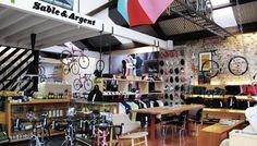 Sable & Argent, Sydney bike shop                                                                                                                                                                                 More