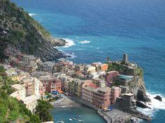 Cinque Terre, Italy!