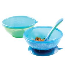 Make mealtimes fun and functional with these fabulous bowls and plates