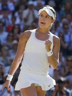 Sport Tennis, Play Tennis, Eugene Bouchard, Foto Sport, Tennis World, Tennis Workout, Tennis Players Female, Female Gymnast, Tennis Stars