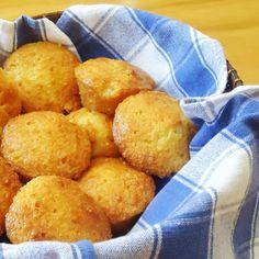 One Perfect Bite: Glazed Lemon Yogurt Muffins
