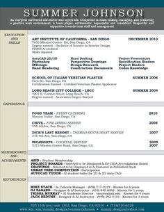 Interior Design Resume Examples Lovely Interior Designer Salary and Resume Samples Professional Profile Resume, Resume Profile Examples, Job Resume Examples, Interior Design Cover Letter, Interior Design Resume, Resume Design, Best Resume, Resume Tips, Sample Resume