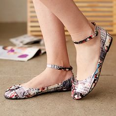 Take a look at the A Matter of Flats event on zulily today!