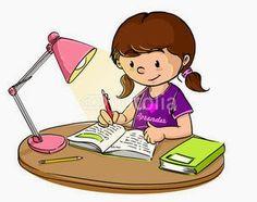 Resultado De Imagen Para Niños Estudiando Animados Imagen Vectores
