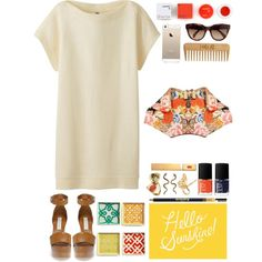 """""""Hello Sunshine!"""" by murray-amm on Polyvore"""