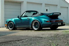 """Icon of its era: this 911 """"American Roadster GS"""" was a one-off car for a US collector"""
