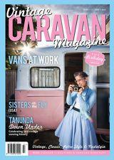 CARAVAN MAGAZINE - VINTAGE CARAVAN MAGAZINE - AUSTRALIA -ISSUE 7 - FANTASTIC MAG